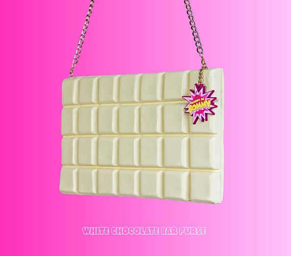 Chocolate Purse
