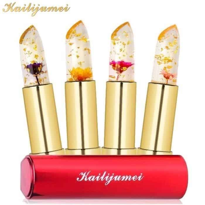 Flower Jelly Lipsticks by Kailijumei