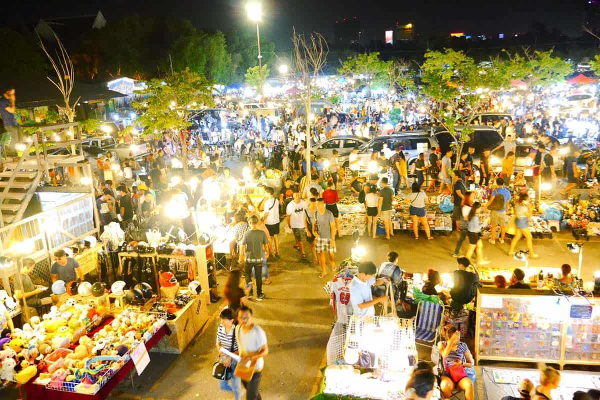 Jatujak Night Market
