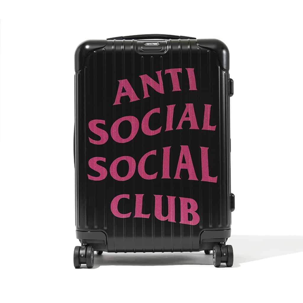 Rimowa X Anti Social Social Club