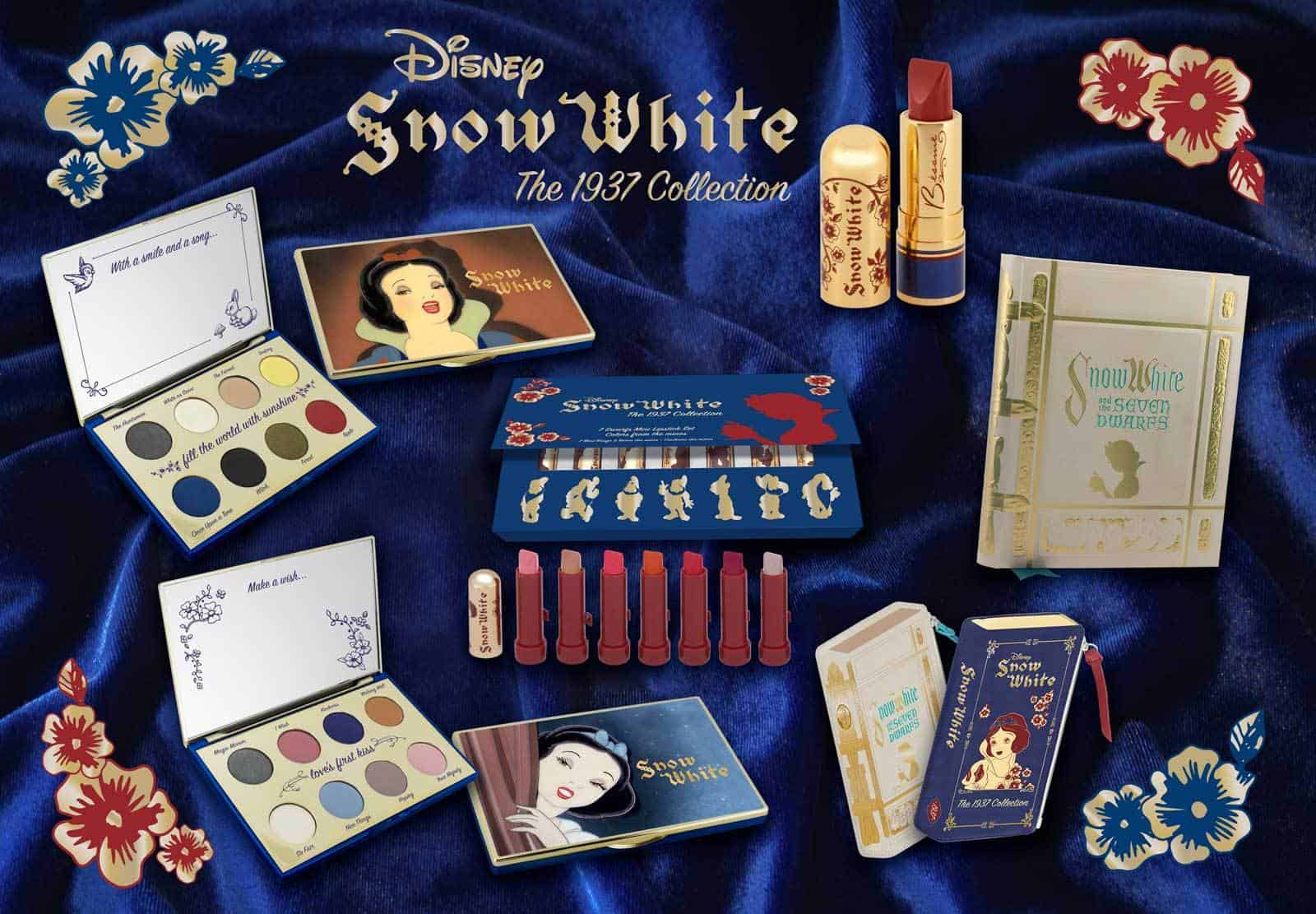 Snow White X Besame Cosmetics