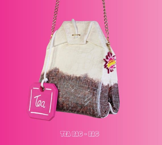 Tea Bag Purse