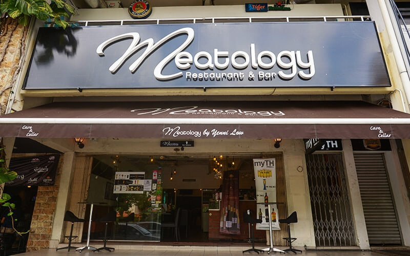 Meatology Cafe and Bar